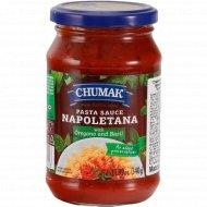 Спагетти-соус «Чумак» Наполитана, с орегано и базиликом, 340 г.