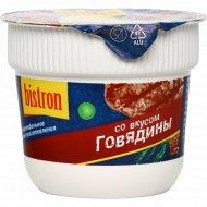 Картофельное пюре «Bistron» говядина 40 г.