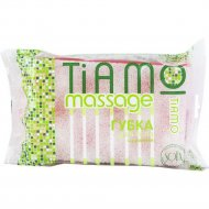 Губка для тела «Tiamo Massage» оригинал