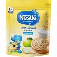 Молочная овсяная каша «Nestle» яблоко, 220 г.