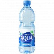 Вода питьевая природная «Дарида» негазированная, 0.5 л.
