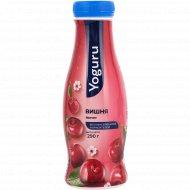 Йогурт «Yoguru» вишня, 1.5%, 290 г.