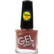 Лак для ногтей «Kiki» Gel Effect 022, 6 мл.