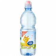 Вода питьевая «Darida» негазированная, 0.5 л.
