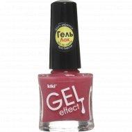 Лак для ногтей «Kiki» Gel Effect 027, 6 мл.