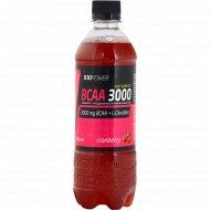 Напиток «BCAA 3000» клюква, 0.5 л.