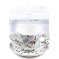 Чашка с блюдцем «Best home porcelain» Tiffany 450 мл, M1270606