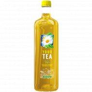 Напиток «Darida» зеленый чай со вкусом алоэ, ромашки, женьшеня, мяты, 1 л.