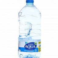 Вода питьевая «Darida Aqua» природная негазированная, 2.5 л.