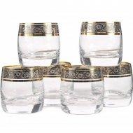 Набор стаканов «Bohemia Crystal» Ideal 25015/43249/290