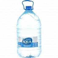 Вода питьевая «Darida» Aqua, негазированная, 5.55 л.