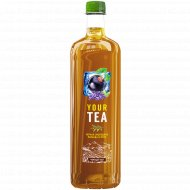 Напиток «Darida» черный чай со вкусом черной смородины, лаванды, мяты, 1 л.