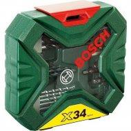 Набор инструментов «Bosch» X-Line, 2607010608