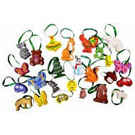 Набор елочных игрушек «Детский» 25 деталей.