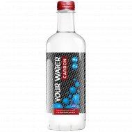 Вода питьевая «Your Water» газированная, 0.5 л.