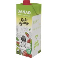 Напиток «Данао» c яблочным соком и гуавой, 950 мл.