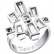Кольцо «Jenavi» Реканто, F848F000, р. 18