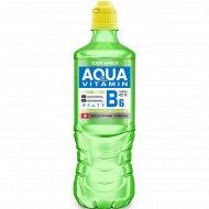 Напиток «Аква Витамин» c ароматом лимона и лайма, витамином B6, 0.75 л.