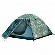Палатка «Greatland» двухслойная 3-местная 210х 210х130 см.