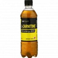 Напиток «L-карнитин» чай с лимоном, 0.5 л.