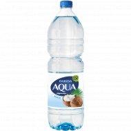 Напиток «Аква Фруктовая» с ароматом кокоса, 1.5 л.