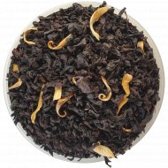 Чай черный листовой «Чайные Шедевры» ванильный бергамот, 500 г.