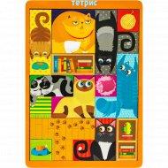 Тетрис большой «Коты» 65102.