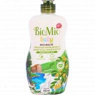 Бальзам «BioMio» для мытья детской посуды, овощей, фруктов, 450 мл
