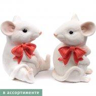 Статуэтка полирезин «Belbohemia» мышь, 0918052T