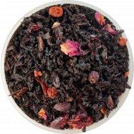 Чай черный листовой «Чайные Шедевры» дикая ягода, 500 г.