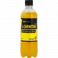 Напиток газированный «XXI Power» L-carnitine, апельсин, 0.5 л.