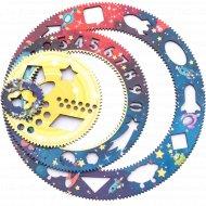 Игрушка спирограф для рисования «Космос».