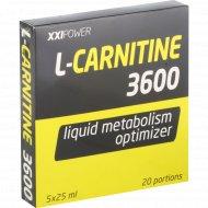 Липотропик «L-карнитин 3600» 5x25 мл.