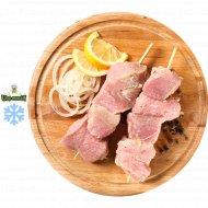 Шашлык из свинины в пивном маринаде