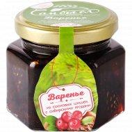 Варенье «Сам бы ел» из сосновой шишки с сибирскими ягодами, 150 г.