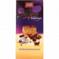 Торт вафельный с кофейно-трюфельным вкусом , 220 г.