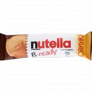 Батончик вафельный «Nutella B-ready» 22 г