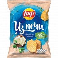 Чипсы картофельные «Lay's» нежный сыр с зеленью, 85 г.