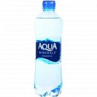 Вода питьевая «Аква Минерале» газированная, 0.5 л.