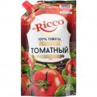 Кетчуп томатный «Ricco» 350 г.