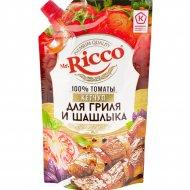 Кетчуп «Pomodoro Speciale Mr.Ricco»томатный, для гриля и шашлыка, 350г