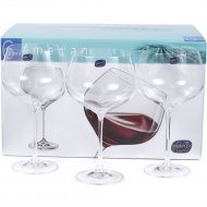 Набор бокалов для вина «Bohemia Crystal» Megan, 6 шт, 700 мл
