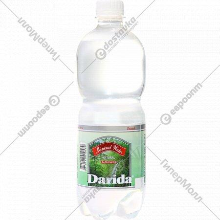 Вода минеральная «Дарида» газированная, 0.75 л.