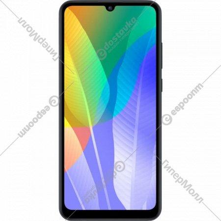 Смартфон «Huawei» Y6p MED-LX9N Midnight Black.
