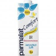 Молоко «Parmalat Comfort» безлактозное, 1.8%, 1 л