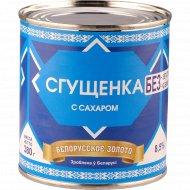 Сгущенка «Белорусское золото» с сахаром, 8.5%, 380 г