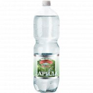 Вода минеральная «Дарида» газированная, 1.5 л.