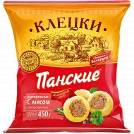 Клецки «Панские» картофельные с мясом, 450 г.