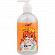 Детское жидкое мыло «Little Fox» календула и ромашка, 300 мл.
