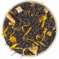 Чай черный листовой «Чайные Шедевры» нахальный фрукт, 500 г.